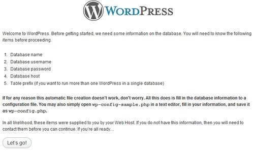 Welcome to  WordPress Page