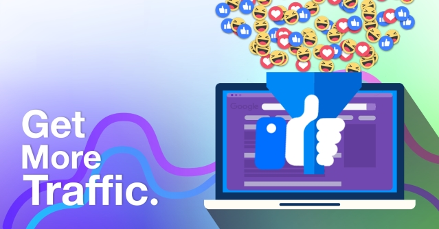 Social Media Marketing- drive traffic to your website