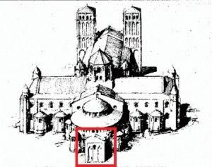 Santiago - basilique