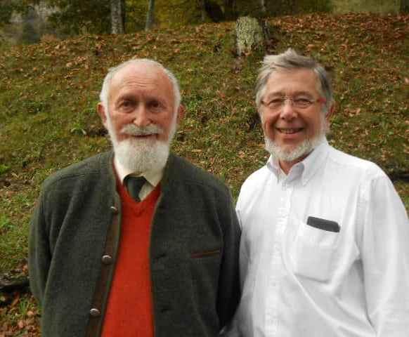 René de LAPORTALIERE et Daniel RAGOT
