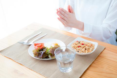Comer de acuerdo al mindful eating