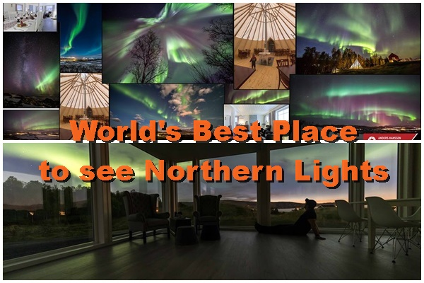 Best Place See Northern Lights Norway