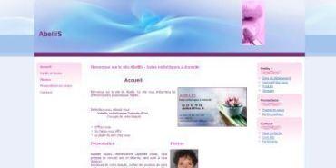 [site] Développement du site internet pour une esthéticienne à domicile