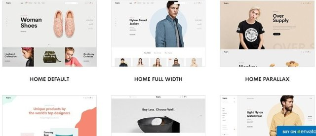 Supro Minimalist AJAX WooCommerce WordPress Theme Wordpress eCommerce theme || Top 23 Wordpress eCommerce theme For Shopping Site