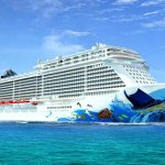 Le futur Norwegian Escape !