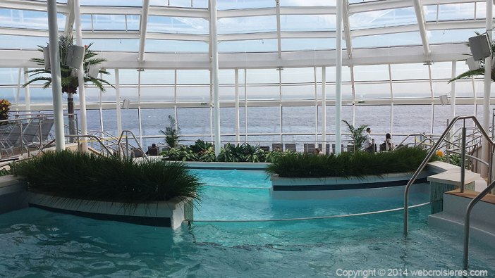 Jacuzzi du Quantum of the Seas