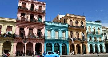 Cuba une destination haute en couleur