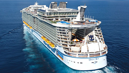 L'Oasis of the Seas de Royal Caribbean