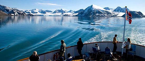 Une croisière Hurtigruten en Norvège