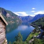 Fjords de Norvège