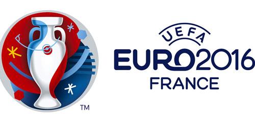 Logo Euro 2016 Football France
