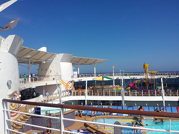 Piscine Harmony of the Seas