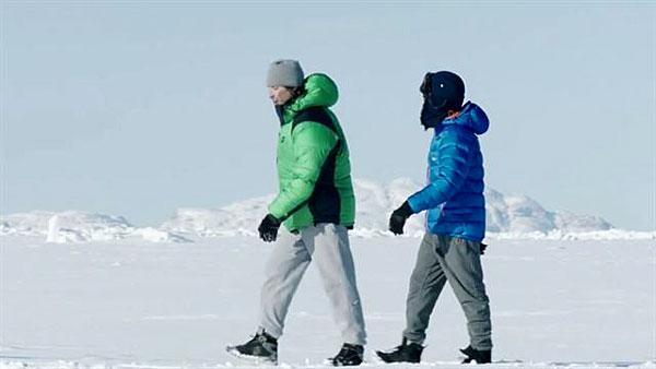 2ème extrait du film le Voyage au Groenland