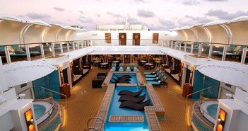 L'espace The Haven : le luxe par Norwegian Cruise Line