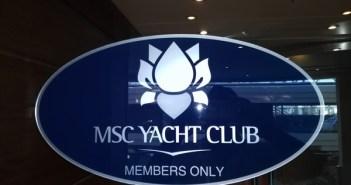 MSC YACHT CLUB: le luxe par MSC Croisières