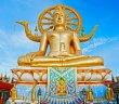 Statue de Koh Samuai