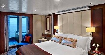 Seabourn Ovation : nouveau navire de Seabourn Cruises