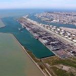 Le port du Havre de nos jours
