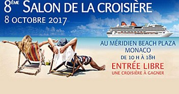 Webcroisieres 8ème Salon de la Croisière 2017