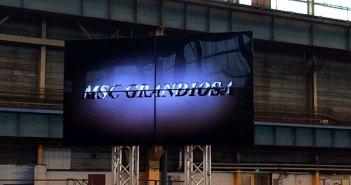 MSC Grandiosa : construction du nouveau navire de MSC Croisières