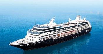 Azamara Pursuit : le nouveau navire d'Azamara Cruises