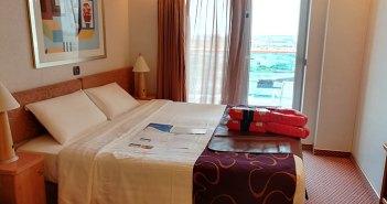 Croisière de 7 jours à bord du Costa Luminosa