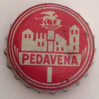 Birra Pedavena Corcho (Roja) - B