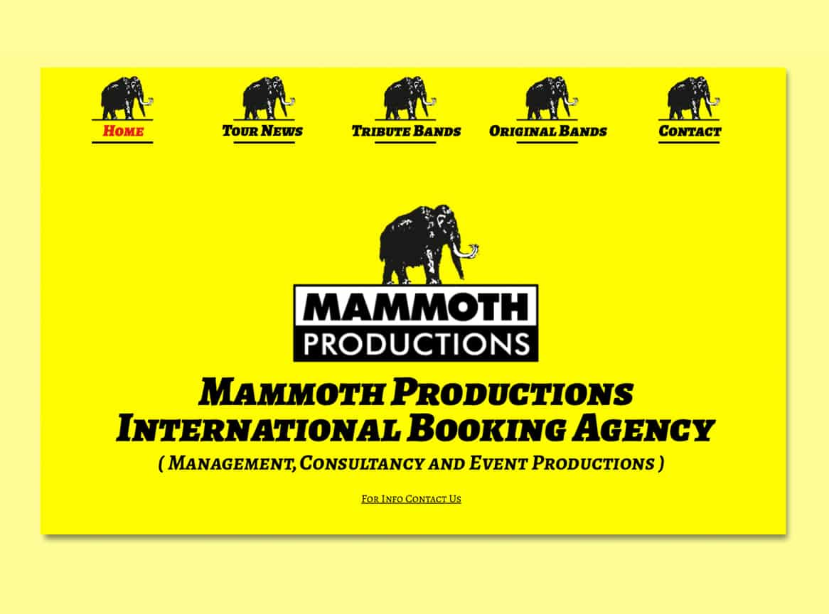 home-mammothproductions
