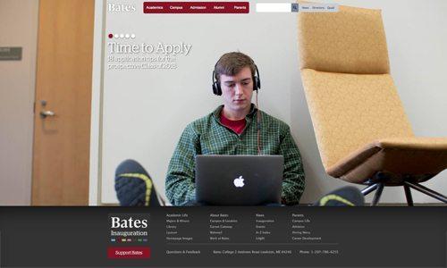 12. Bates College