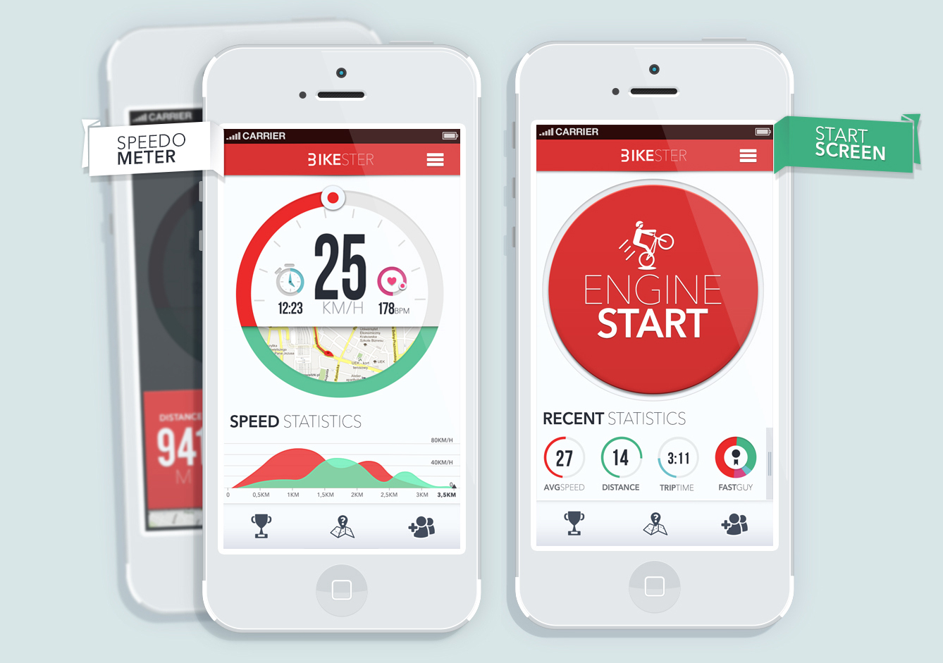 20 Beautifully Designed Smartphone Apps