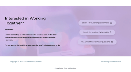 Working with Clients from Home - Automate Scheduling