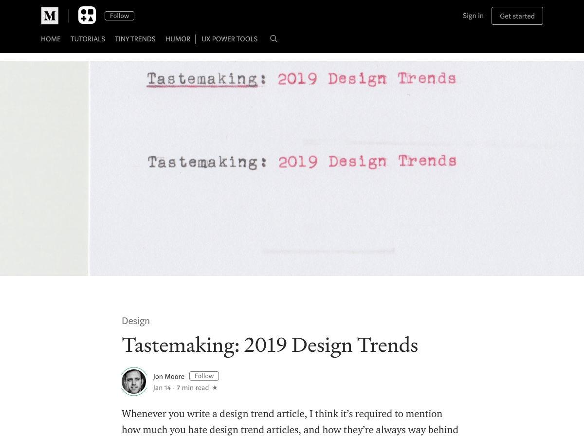 Popular design news of the week: January 14, 2019 – January 20, 2019 28