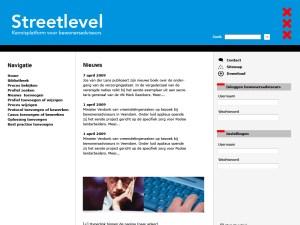 Webdevelopment gemeente amsterdam