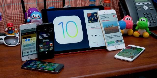 Apple, iOS 10.3'ün yanı sıra macOS, watchOS ve tvOS güncellemelerini de müjdeledi