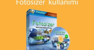 fotosizer kullanımı