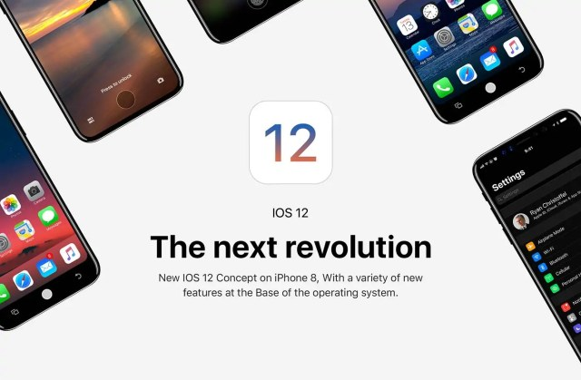 iphone ios 12