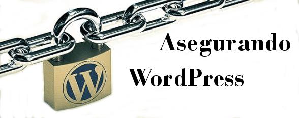Asegurando WordPress