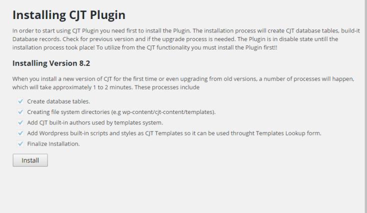 Instalación CSS & JavaScript Toolbox