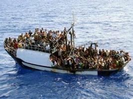 Des migrants tunisiens clandestins