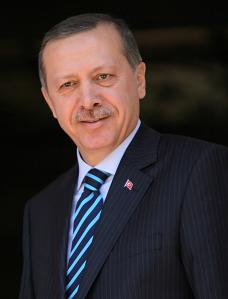 Recep Tayyip Erdoğan - photo (wikipedia)