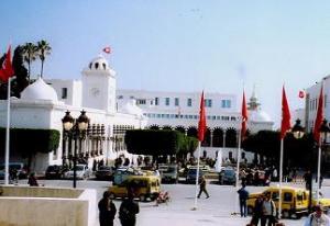 Place du Gouvernement à la Kasbah - photo (nachoua.com)