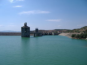 Barrage Sidi Salem