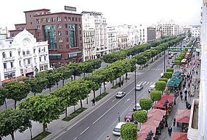 Avenue Habib Bourguiba - photo (Tap)