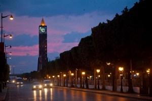 L'avenue Habib Bourguiba - photo (blogs.rue89.com)