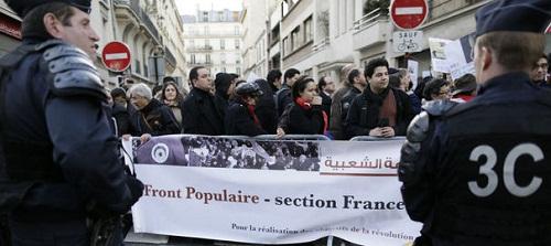 Rassemblement contre Marzouki IMA 2 (photo - l'express.fr)
