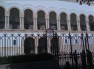 Tribunal de Tunis (photo - tixup)