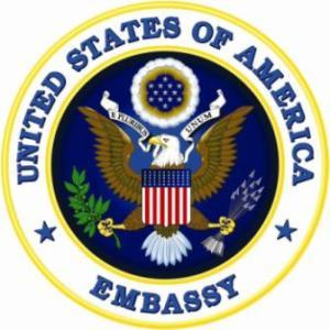 Embassy US logo