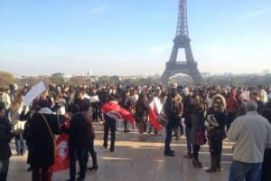 Tunisiens à Paris