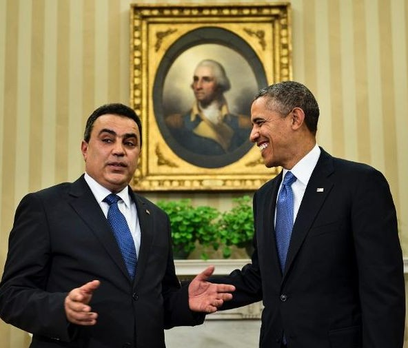 Jomaa - Obama- Washington