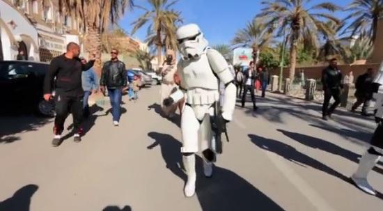 Parade Star Wars